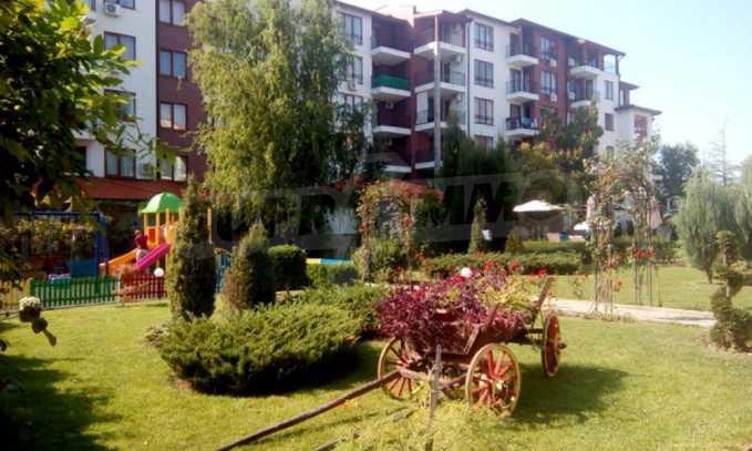 2-Raum-Apartment im Elite-Komplex zwischen dem Dorf Rawda und der Stadt Nessebar 19