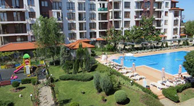 2-Raum-Apartment im Elite-Komplex zwischen dem Dorf Rawda und der Stadt Nessebar 20