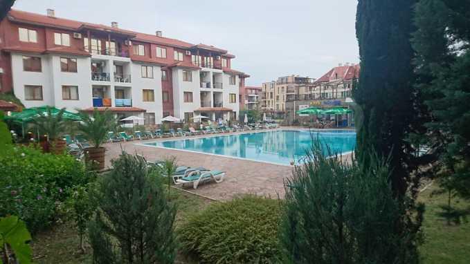 2-Raum-Apartment im Elite-Komplex zwischen dem Dorf Rawda und der Stadt Nessebar 21