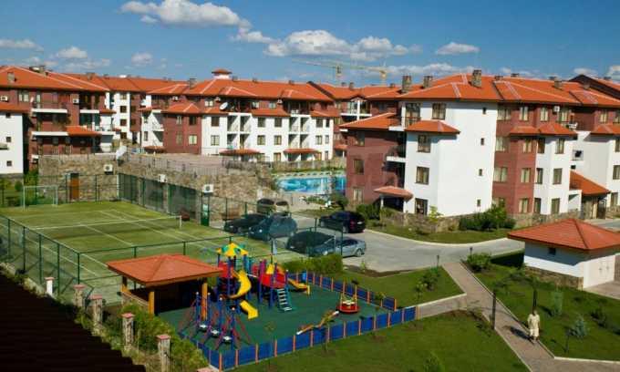 2-Raum-Apartment im Elite-Komplex zwischen dem Dorf Rawda und der Stadt Nessebar 23