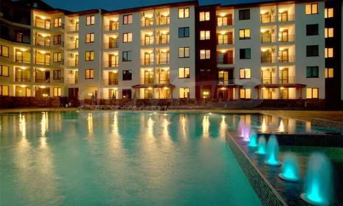 2-Raum-Apartment im Elite-Komplex zwischen dem Dorf Rawda und der Stadt Nessebar 24