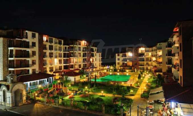 2-Raum-Apartment im Elite-Komplex zwischen dem Dorf Rawda und der Stadt Nessebar 26