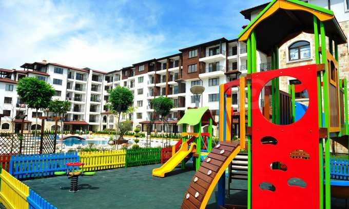 2-Raum-Apartment im Elite-Komplex zwischen dem Dorf Rawda und der Stadt Nessebar 30