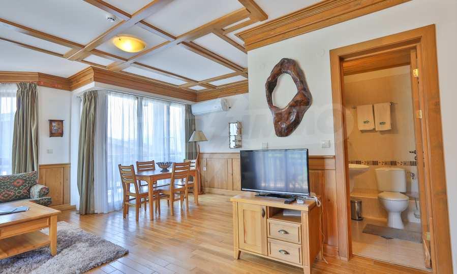 Breite Auswahl an Apartments im Golf-Komplex, St. Razlog 17