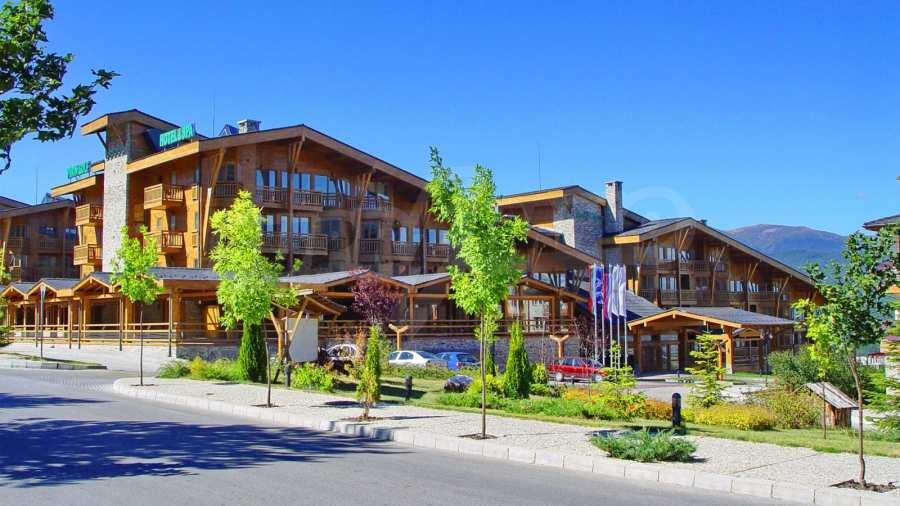 Breite Auswahl an Apartments im Golf-Komplex, St. Razlog 1