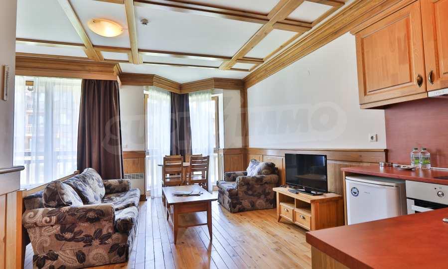 Breite Auswahl an Apartments im Golf-Komplex, St. Razlog 25