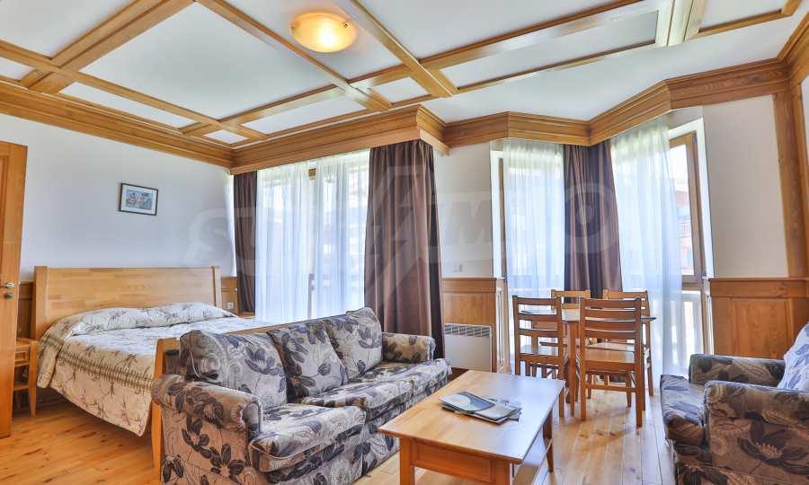 Breite Auswahl an Apartments im Golf-Komplex, St. Razlog 26