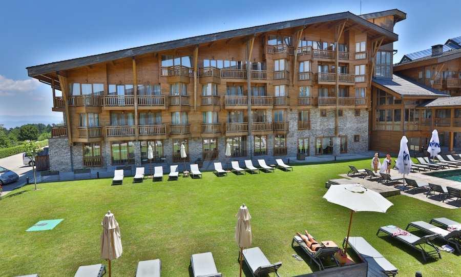 Breite Auswahl an Apartments im Golf-Komplex, St. Razlog 2