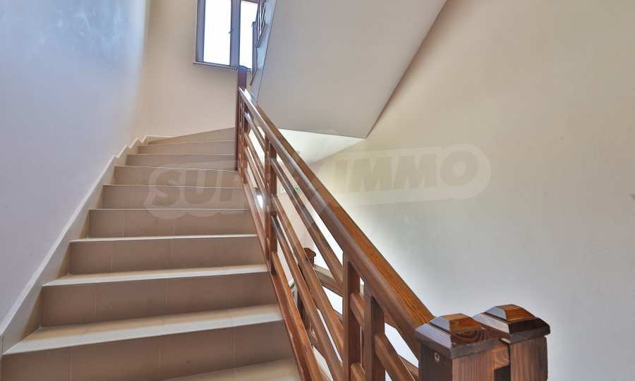 Nur 50 m vom Skilift in Bansko entfernte 2-Zimmer-Wohnung 14