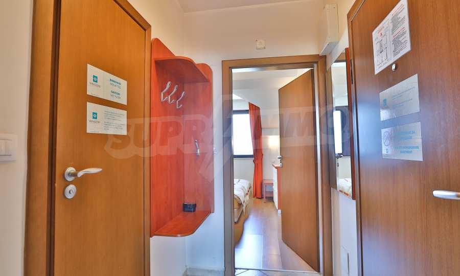 Nur 50 m vom Skilift in Bansko entfernte 2-Zimmer-Wohnung 2