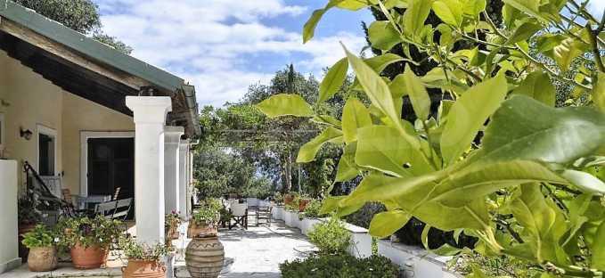 Wunderschöne Sommervilla mit Infinity-Schwimmbad in Kokokilas auf nordöstlichem Korfu 2