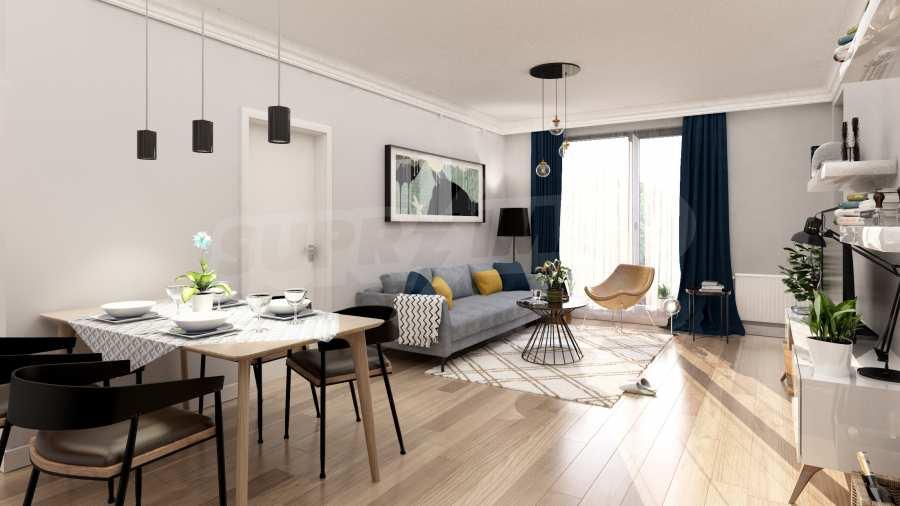Comfort Residence – Симеоновско 11