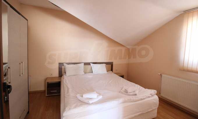 Gemütliches 2-Raum-Apartment im Komplex Mountview Lodge 2