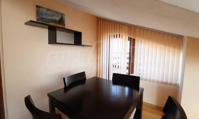 Gemütliches 2-Raum-Apartment im Komplex Mountview Lodge 3