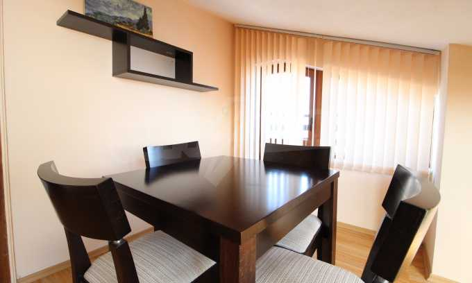Gemütliches 2-Raum-Apartment im Komplex Mountview Lodge 4