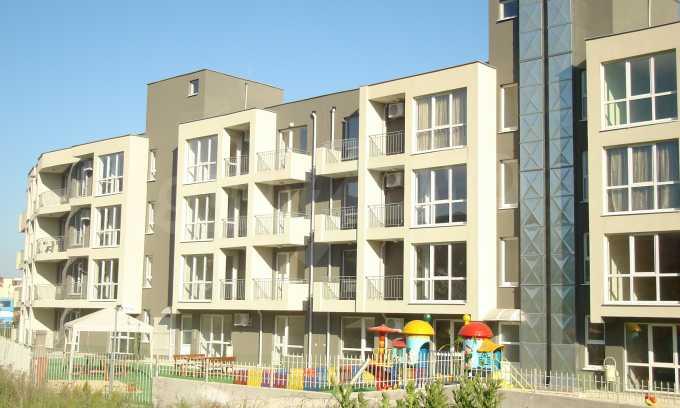 Ferienapartments im neuen Komplex im Kurort Sweti Wlas 5