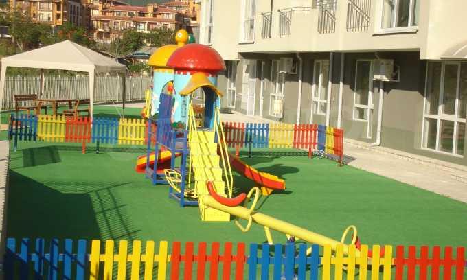 Ferienapartments im neuen Komplex im Kurort Sweti Wlas 6