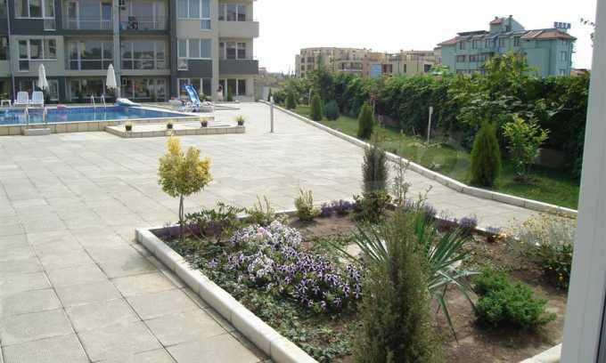 Ferienapartments im neuen Komplex im Kurort Sweti Wlas 7