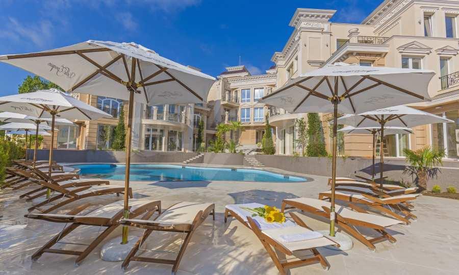 Elite-Apartments in der Meerresidenz Belle Époque 10
