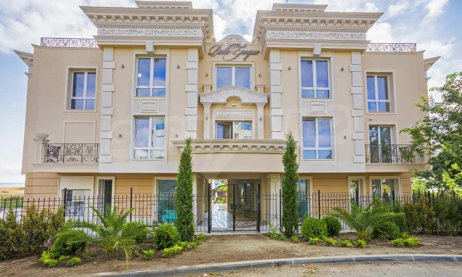 Elite-Apartments in der Meerresidenz Belle Époque 9