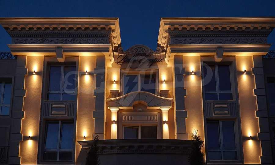 Elite-Apartments in der Meerresidenz Belle Époque 12