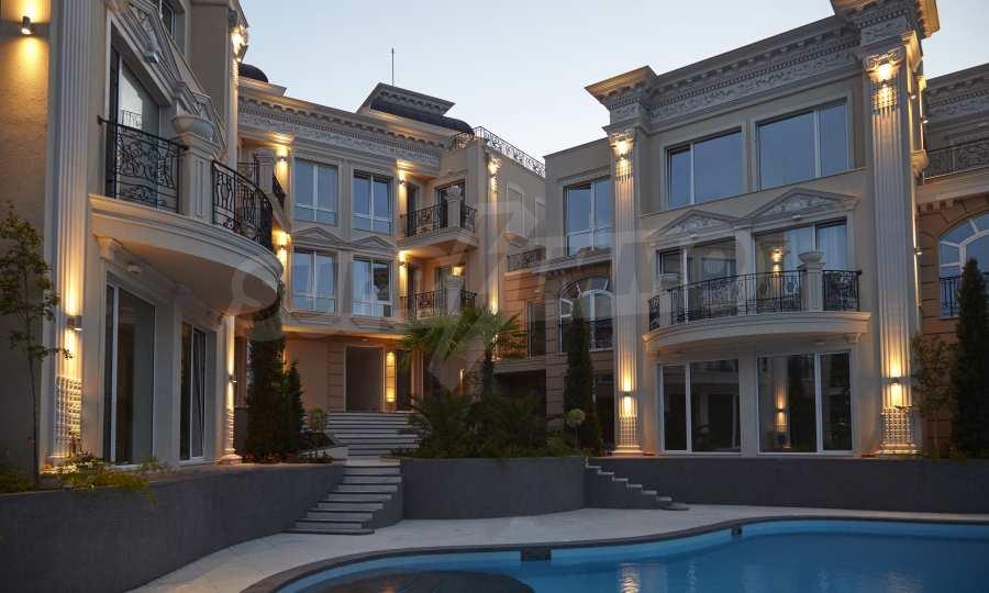 Elite-Apartments in der Meerresidenz Belle Époque 13