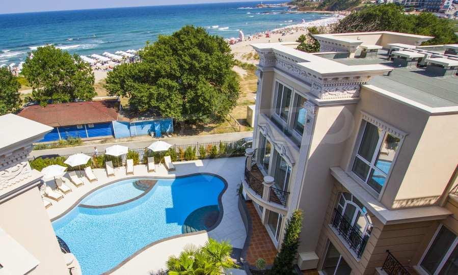 Elite-Apartments in der Meerresidenz Belle Époque 24