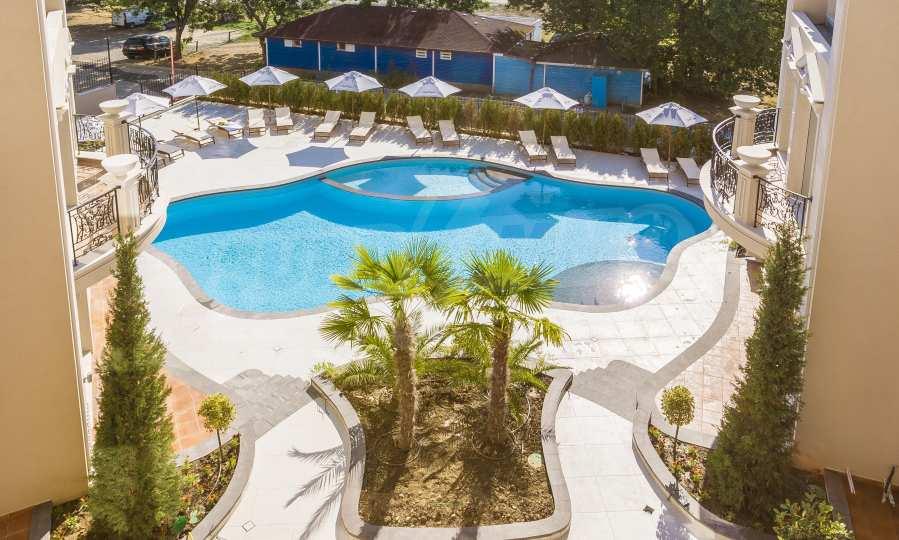 Elite-Apartments in der Meerresidenz Belle Époque 27