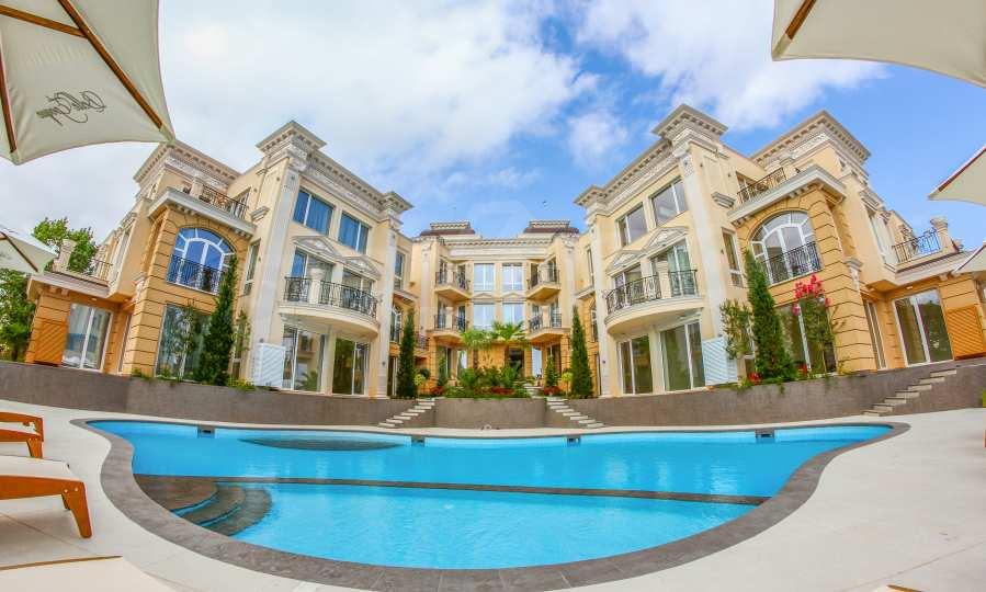 Elite-Apartments in der Meerresidenz Belle Époque 3