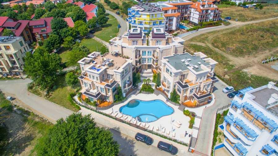 Elite-Apartments in der Meerresidenz Belle Époque 4