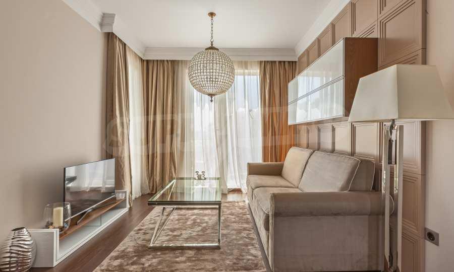 Elite-Apartments in der Meerresidenz Belle Époque 39
