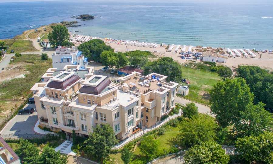 Elite-Apartments in der Meerresidenz Belle Époque 58