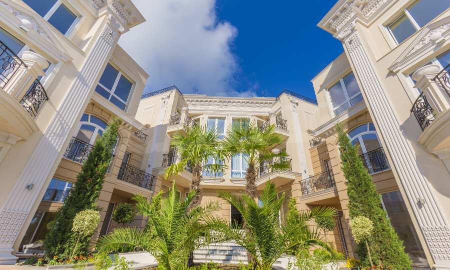 Elite-Apartments in der Meerresidenz Belle Époque 6