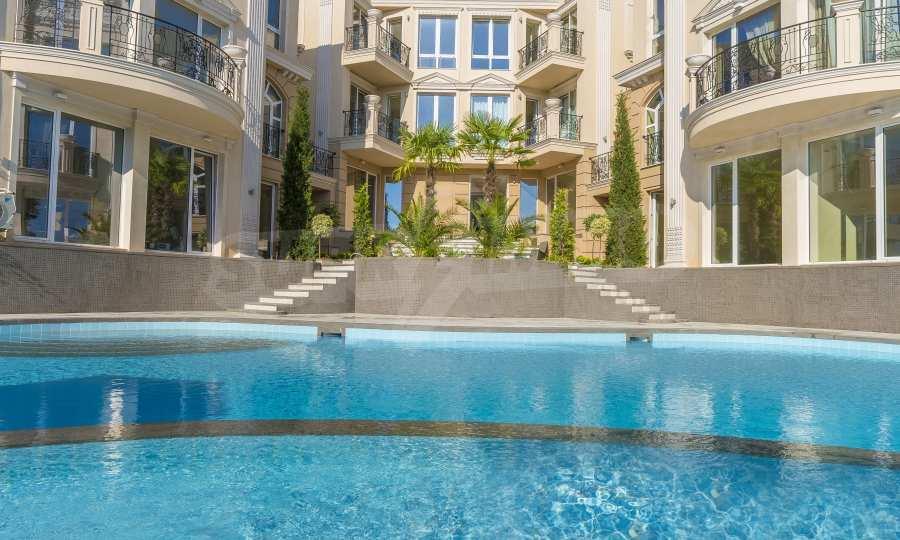 Elite-Apartments in der Meerresidenz Belle Époque 7