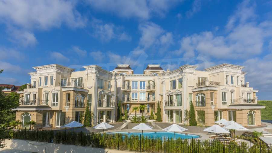 Elite-Apartments in der Meerresidenz Belle Époque 1