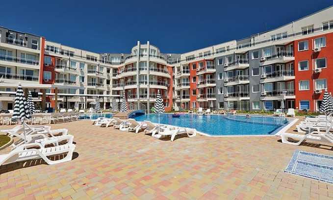 Luxurioser Apartment-Komplex Emberli 8