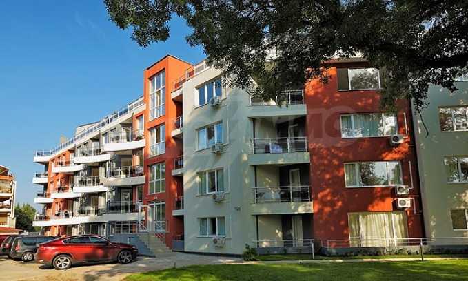 Luxurioser Apartment-Komplex Emberli 16