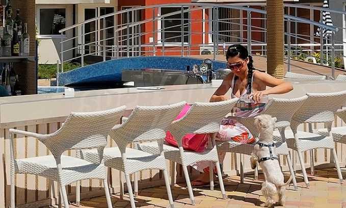 Luxurioser Apartment-Komplex Emberli 38