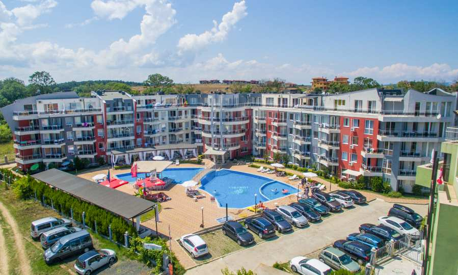 Luxurioser Apartment-Komplex Emberli 1