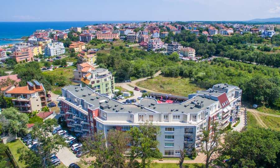 Luxurioser Apartment-Komplex Emberli 2