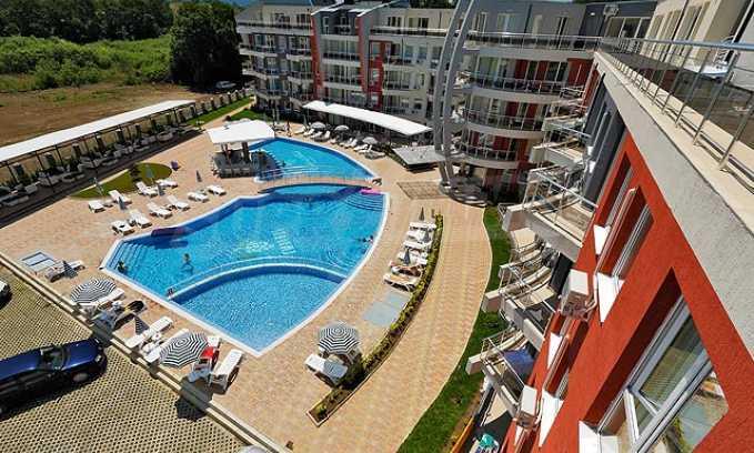 Luxurioser Apartment-Komplex Emberli 43