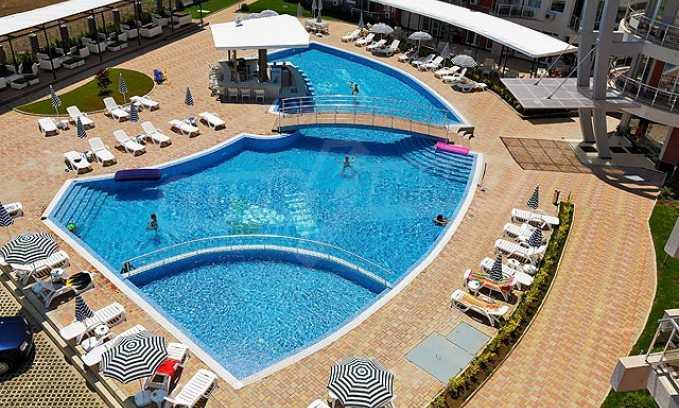 Luxurioser Apartment-Komplex Emberli 44