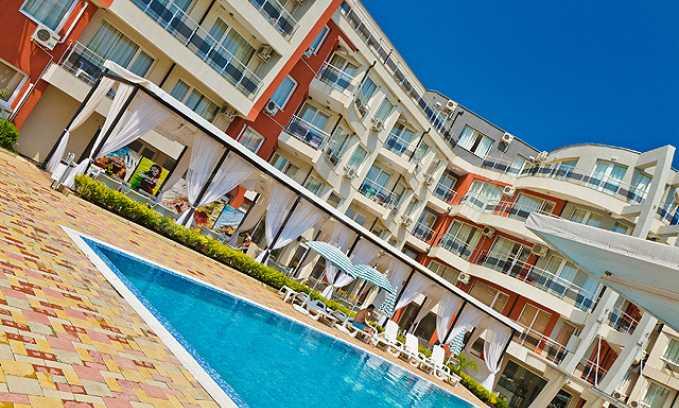 Luxurioser Apartment-Komplex Emberli 17