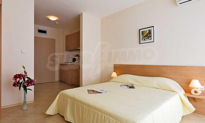 Luxurioser Apartment-Komplex Emberli 21