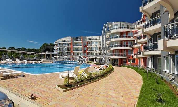 Luxurioser Apartment-Komplex Emberli 10