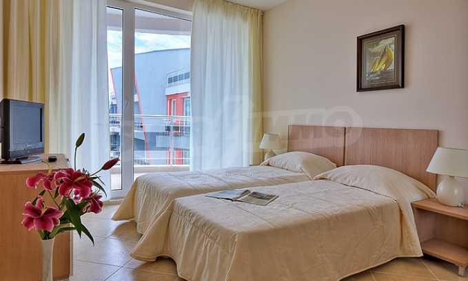 Luxurioser Apartment-Komplex Emberli 24