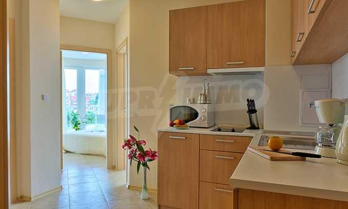 Luxurioser Apartment-Komplex Emberli 25