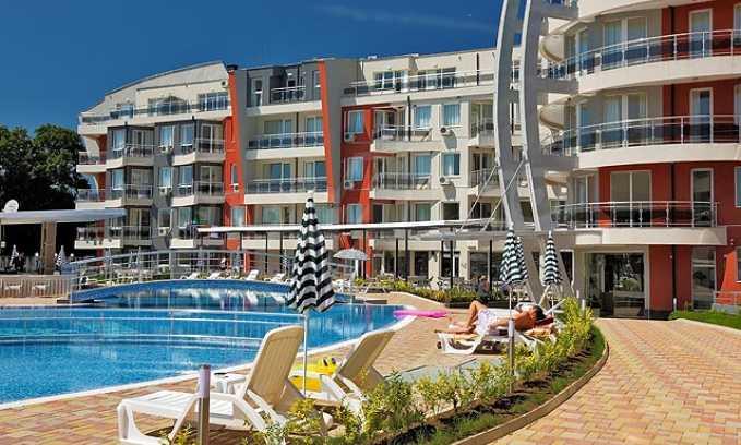 Luxurioser Apartment-Komplex Emberli 11