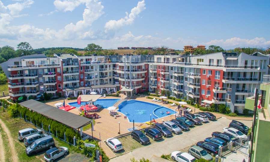 Luxurioser Apartment-Komplex Emberli 7
