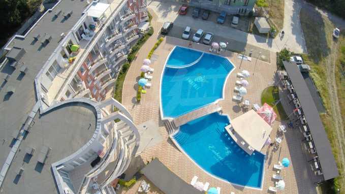 Luxurioser Apartment-Komplex Emberli 6